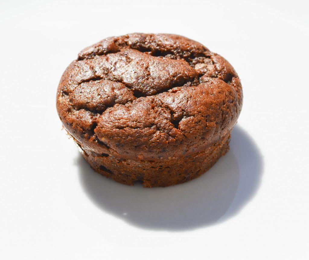 muffin de cacau